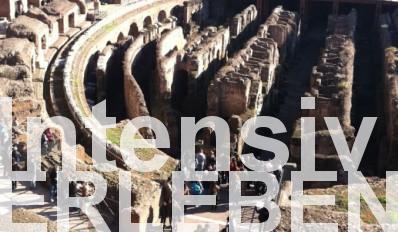 BALD BUCHBAR: IntensivErleben-Rundreisen in Italien